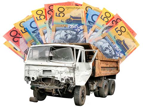 Best cash for trucks in Newcastle, Central Coast and Hunter regions